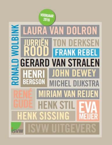2016 voorjaars ISVW uitgevers cover